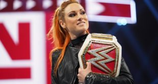 Becky Lynch - Wrestling Examiner