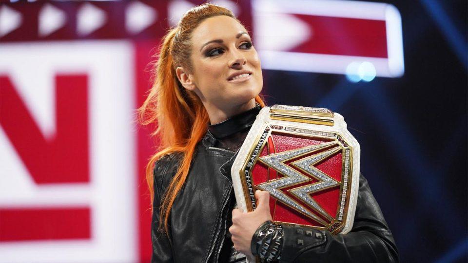 Becky Lynch - Wrestling Examiner