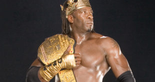 Booker T Champion - Wrestling Examiner