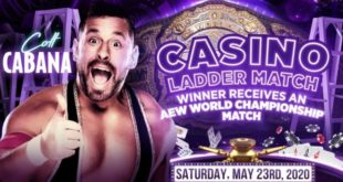 Colt Cabana Added To Double or Nothing - Wrestling Examiner