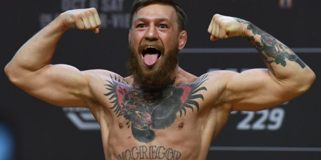 Conor McGregor - Wrestling Examiner