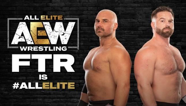 FTR is All Elite - Wrestling Examiner
