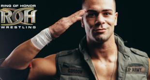 Flip Gordon ROH - Wrestling Examiner