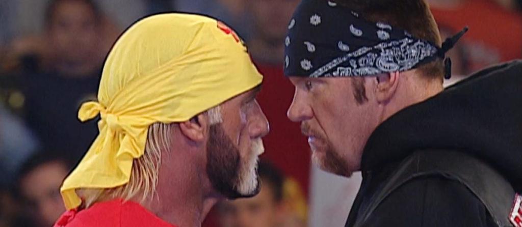 Hulk Hogan & Undertaker - Wrestling Examiner