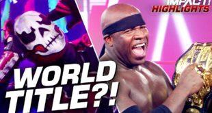 Impact Wrestling Results & Highlights 5-12 - Wrestling Examiner