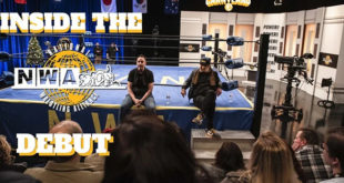 Inside the NWA Debut, Features Billy Corgan & Dave Lagana - Wrestling Examiner