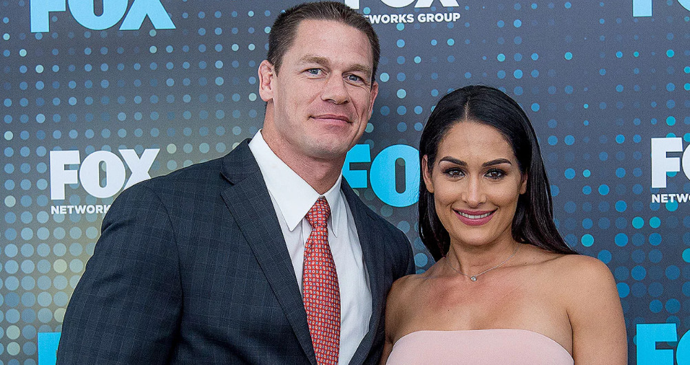 John Cena & Nikki Bella - Wrestling Examiner