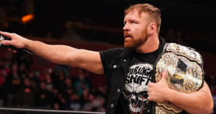 Jon Moxley - Wrestling Examiner