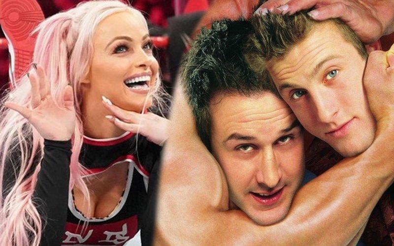 Liv Morgan & David Arquette, Ready To Rumble - Wrestling Examiner