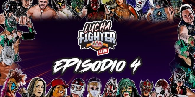Lucha Fighter AAA Episodio 4 - Wrestling Examiner