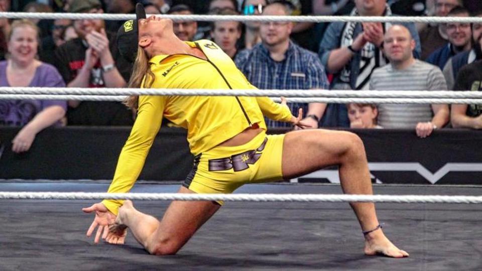 Matt Riddle - Wrestling Examiner