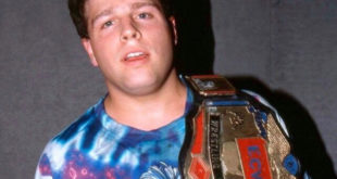 Mikey Whipwreck - Wrestling Examiner