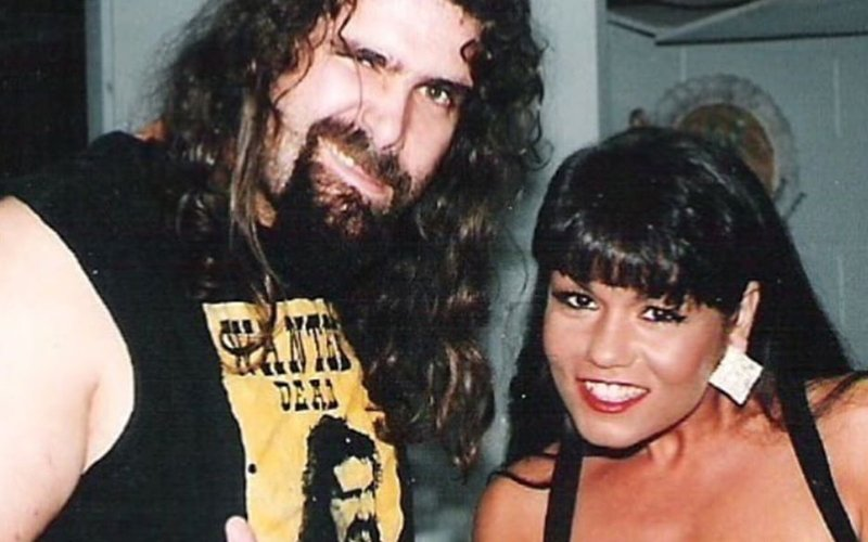 Nancy Benoit and Cactus Jack - Wrestling Examiner