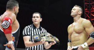 Nick Aldis vs Colt Cabana in China - Wrestling Examiner