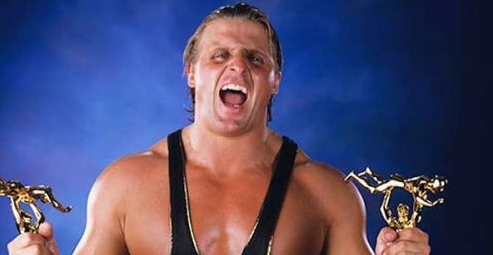Owen Hart WWE Slammy - Wrestling Examiner
