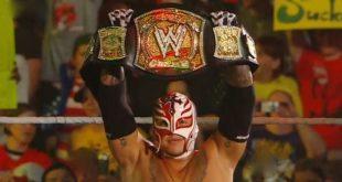 Rey Mysterio WWE Champion - Wrestling Examiner
