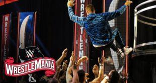 Rob Gronkowski Dive - Wrestling Examiner
