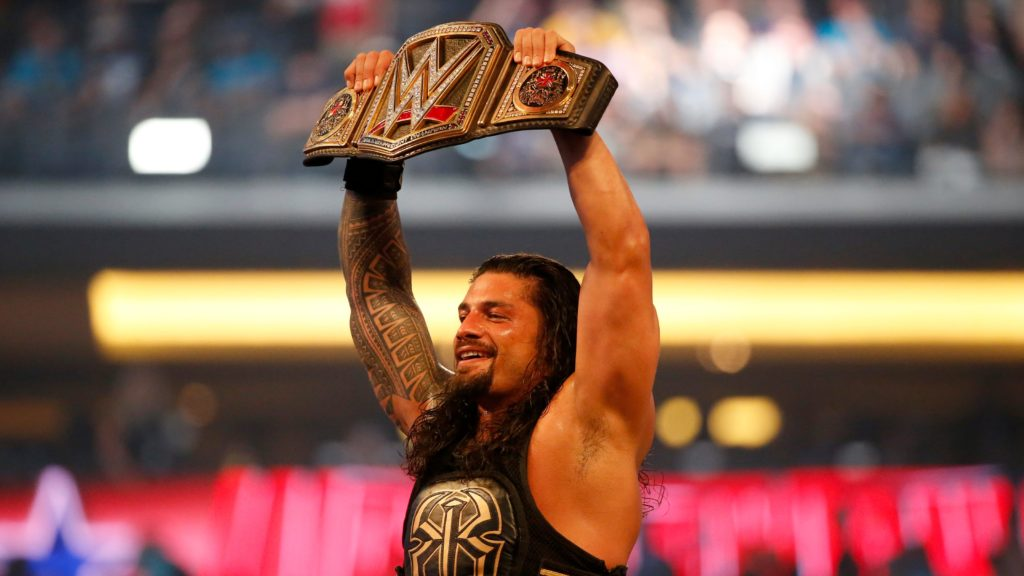 Roman Reigns WWE Champion - Wrestling Examiner