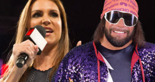 Stephanie McMahon & Macho Man Randy Savage - Wrestling Examiner