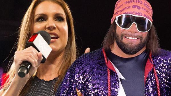 Stephanie McMahon & Macho Man Randy Savage - Wrestling Examiner