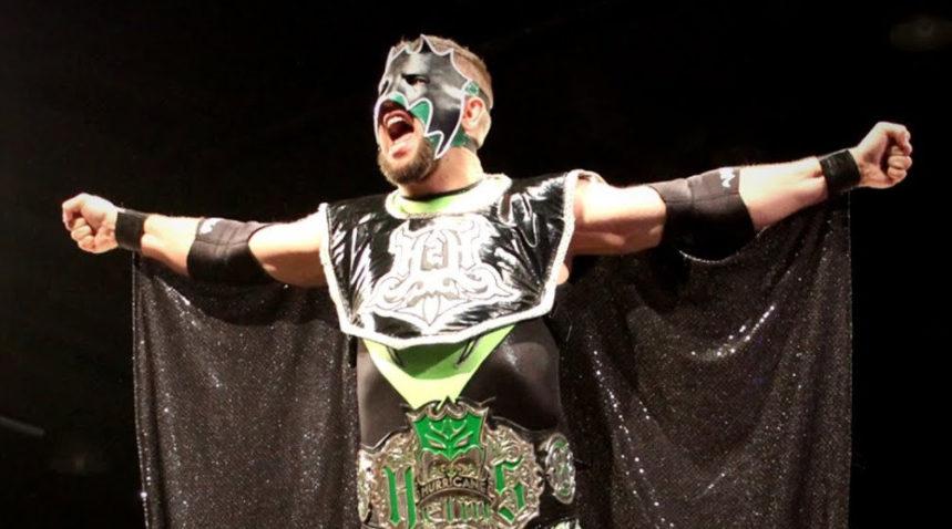 The Hurricane - Wrestling Examiner