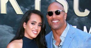 The Rock Dwayne Johnson & Simone Johnson - Wrestling Examiner
