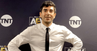 Tony Khan - Wrestling Examiner
