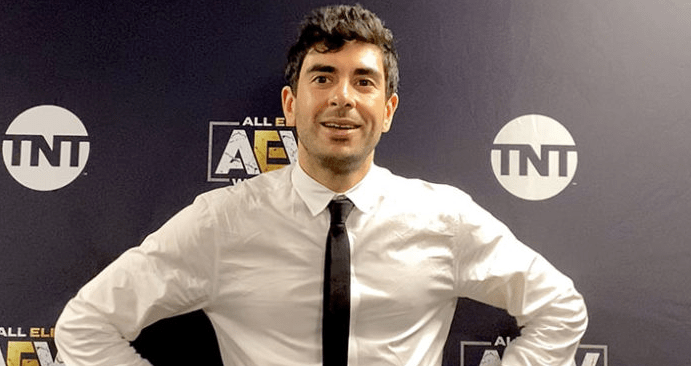 Tony Khan - Wrestling Examiner