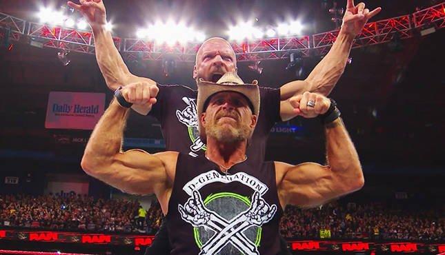 Triple H & Shawn Michaels - Wrestling Examiner