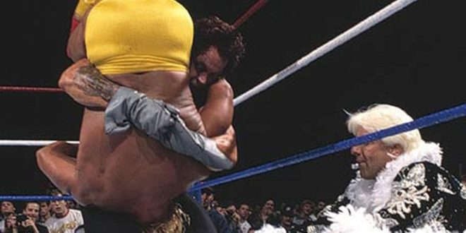 Undertaker vs Hulk Hogan - Wrestling Examiner