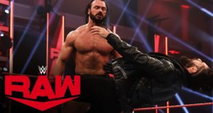 WWE RAW Results & Highlights 5-4 - Wrestling Examiner