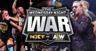Wednesday Night War NXT & AEW - Wrestling Examiner