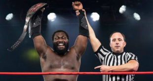 Willie Mack X-Division Champion - Wrestling Examiner