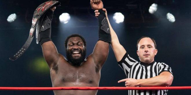 Willie Mack X-Division Champion - Wrestling Examiner