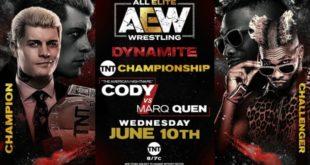 AEW Dynamite Results & Highlights (6-10) - Wrestling Examiner