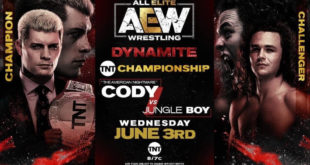 AEW Dynamite Results & Highlights (6-3) - Wrestling Examiner