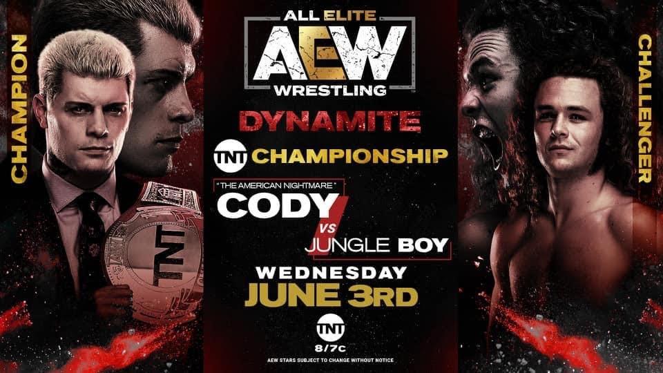 AEW Dynamite Results & Highlights (6-3) - Wrestling Examiner