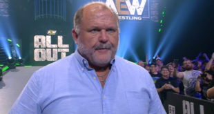 Arn Anderson AEW - Wrestling Examiner