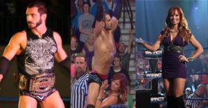 Austin Aries & Christy Hemme - Wrestling Examiner