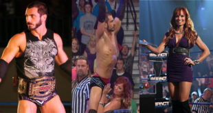 Austin Aries & Christy Hemme - Wrestling Examiner