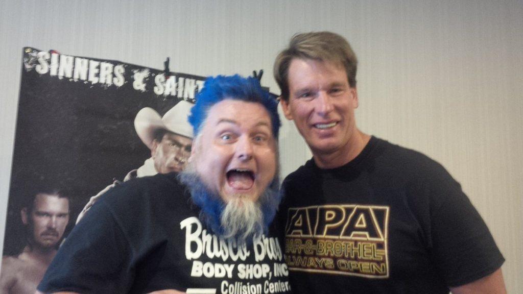 Blue Meanie & JBL - Wrestling Examiner