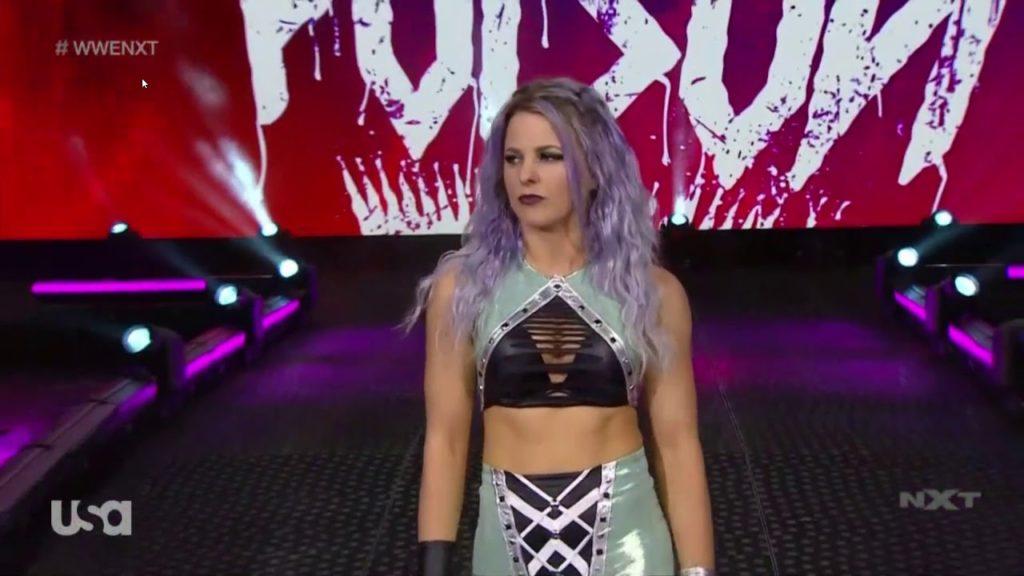 Candice LeRae Heel - Wrestling Examiner