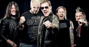 Chris Jericho & Fozzy - Wrestling Examiner