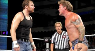 Chris Jericho vs Dean Ambrose - Wrestling Examiner