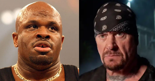 D-Von Dudley on Undertaker - Wrestling Examiner
