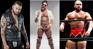 Dave Crist, Joey Ryan, Michael Elgin - Wrestling Examiner