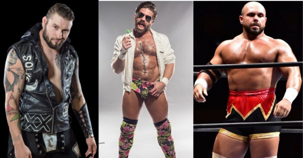 Dave Crist, Joey Ryan, Michael Elgin - Wrestling Examiner