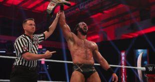 Drew McIntyre WWE Champion - Wrestling Examiner