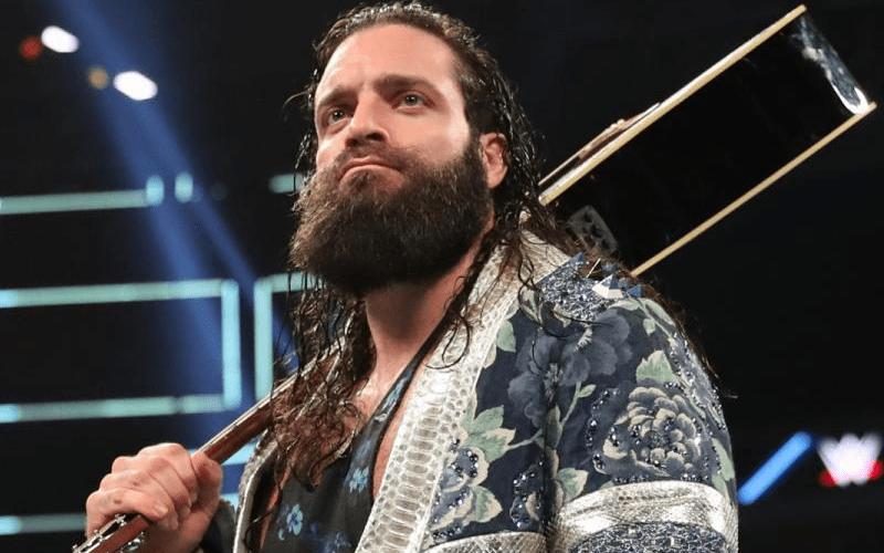 Elias - Wrestling Examiner