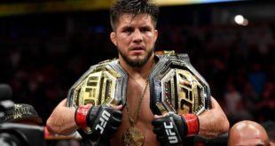 Henry Cejudo UFC Champion - Wrestling Examiner